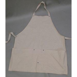 胸当エプロン(綿帆布使用)