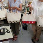 8/4~8/5に帆布の日(8月2日)を記念したワークショップを開催しました。